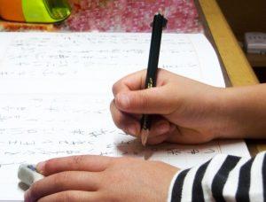 小学生と英語のライティング力の関係性