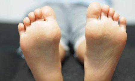 足の大きさと身長の高さの関係