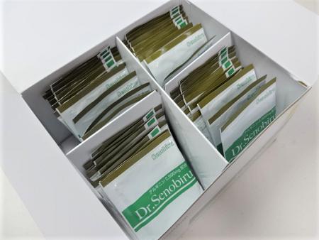 ドクターセノビルの個包装写真
