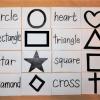 牛乳パックを使った単語カードの作り方ー形